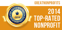 great nonprofits 2014 award