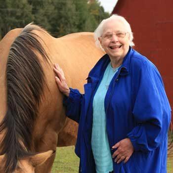 Mary-horse
